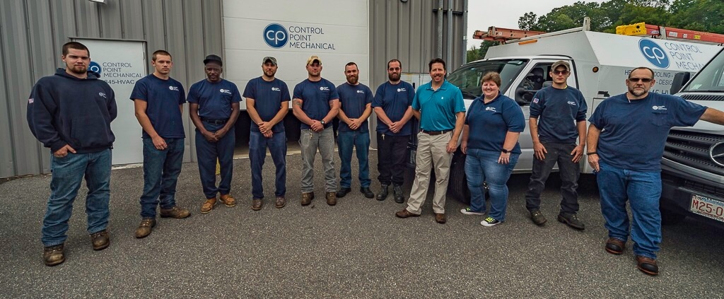 photo of the CPM Heating & Air Conditioning Team of Shrewsbury MA