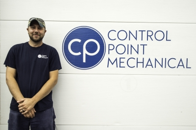 photo of Dan Olen, HVAC Service Manager at CPM of Shrewsbury MA