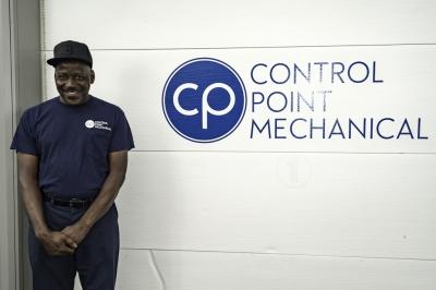 photo of Ken Brooks, HVAC technician at CPM of Shrewsbury MA